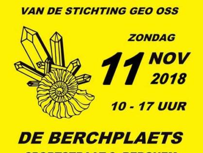 Mineralenbeurs 11 november 2018